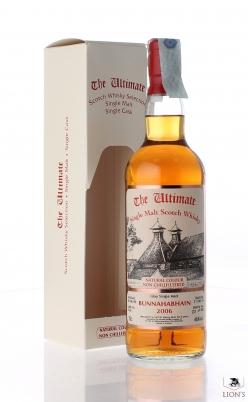 Bunnahabhain 2006 9yo bottled 2015 70cl 46% The Ultimate