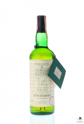 Bunnahabhain 1981 14 years old 58.2% W&M