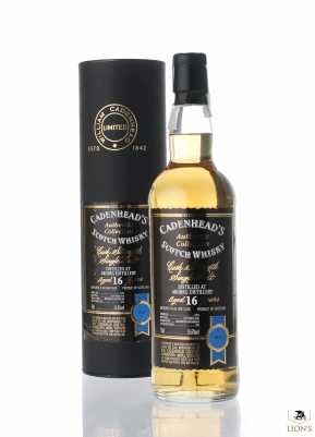 Ardbeg 1994 16 years old Cadenhead 55.6%