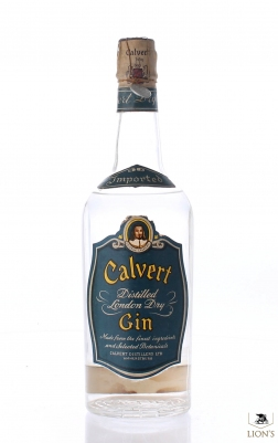 Gin Calvert London Dry