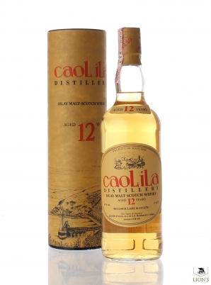 Caol Ila 12 Years Old Bulloch Lade Zenith
