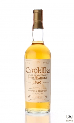 Caol Ila 1969 59.9% G&M Meregalli Import