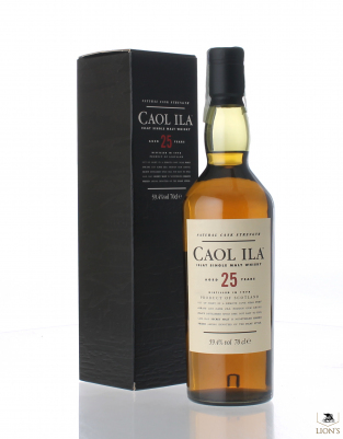 Caol Ila 1978 25 years old