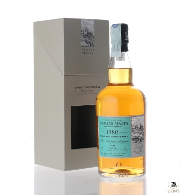 Caol Ila 1980  Wemyss The Admiral's Beacon