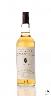 Caol Ila 1988 Private Collection G&M
