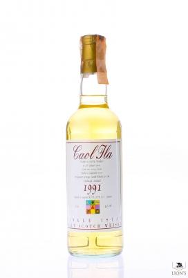 Caol Ila 1991 Signatory for Velier