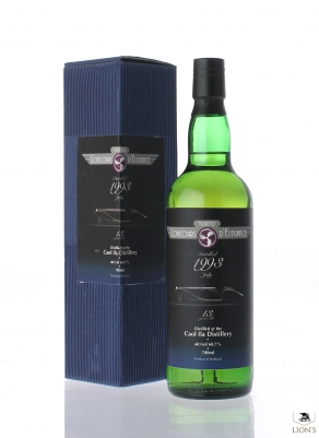 Caol Ila 1993 13 years old Tokyo Concours d'elegance 60.7%