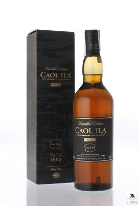 Caol Ila 1993 43% 70cl