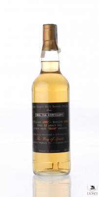 Caol Ila 1993 B2005 12yo for The Way of Spirits