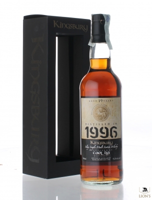 Caol Ila 1996 19 years old 55% Kingsbury