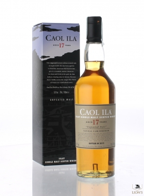 Caol Ila 1997 17 years old 55.9% Unpeated