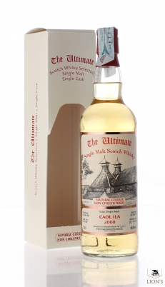 Caol Ila 2008 7 years old The Ultimate