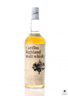 Cardhu 12 Years Old Wax & Vitale