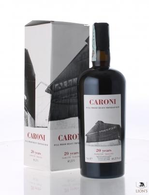 Caroni 1992 20yo 60.21% Velier