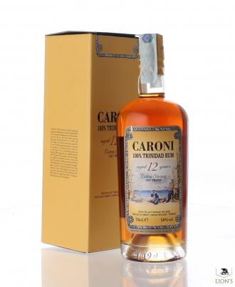 Caroni 2000 12yo 50% Velier