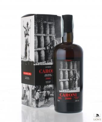 Caroni 2000 Trinidad 55% Velier 17yo