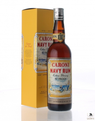 Caroni Navy Rum 100th Anniversary 70cl