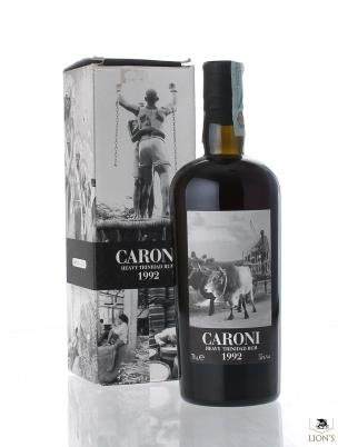 Caroni Rum 1992 18 years old Velier