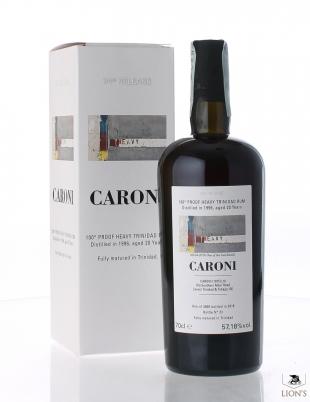 Caroni Rum 1996 20yo 57,18% Velier