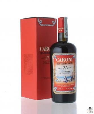 Caroni Rum 1996 21 years 57.18% Velier