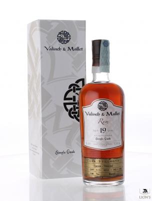 Caroni Rum 1997 19yo 51.8% Valinch & Mallet