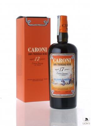 Caroni Rum 1998 17yo 55% Velier 110 proof