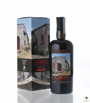 Caroni Rum Velier 2000 18 yo 65.4% Exclusively for Lion's Whisky