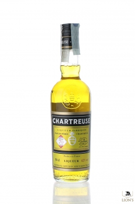 Chartreuse Jaune old For Velier  50cl