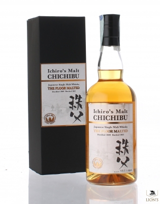 Chichibu 2009 55.5% The Floor malted