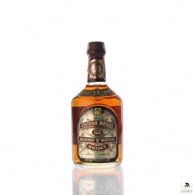 Chivas Regal 12 years old 75cl Chivas Brothers