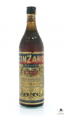 Cinzano Vermouth 16.5% 1 Litre 1950's