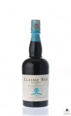 Rum Barbados 1986 12 years old Rockley Still