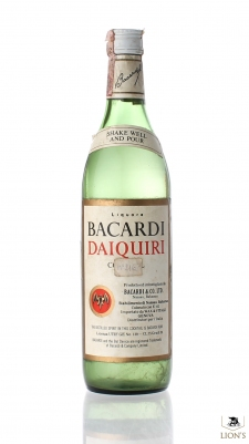Bacardi Daiquiri 20% 75cl