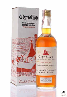 Clynelish 12 years old SHort Cap Chiano