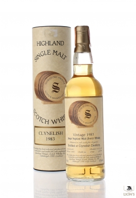 Clynelish 1983 13 years old Signatory Vintage