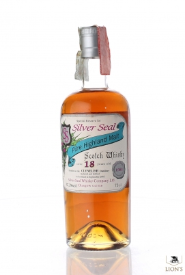 Clynelish 1984 18yo Silver Seal