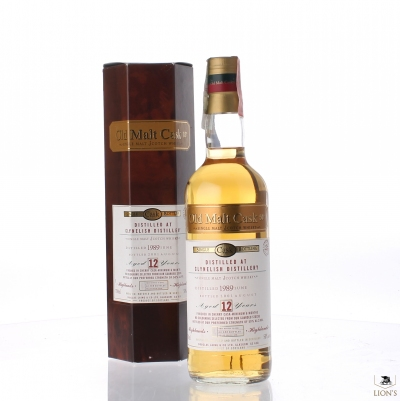 Clynelish 1989 12yo Old Malt Cask