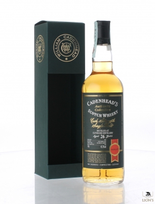 Clynelish 1990 26 years old 45.3% Cadenhead's