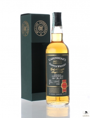 Clynelish 1990 26 years old Cadenhead