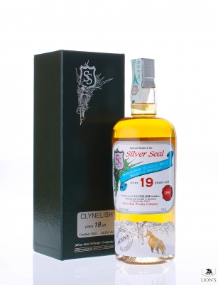 Clynelish 1993 19 years old Silver Seal
