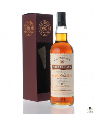 Clynelish 1995 19 years old 54.6% Sherry Cask