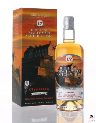 Clynelish 1996 17yo 51.9% Silver Seal