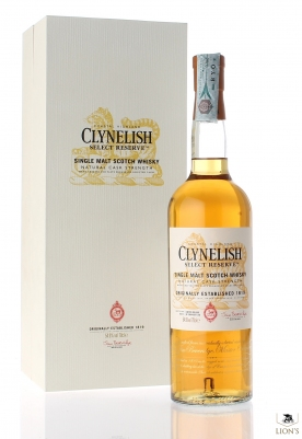 Clynelish 54.9% Select reserve