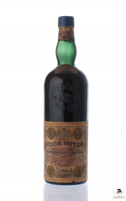 Coca Buton 1950's