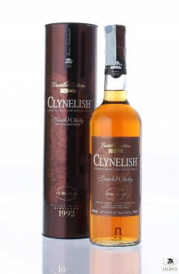 Clynelish 1992 4Distiller's Edition