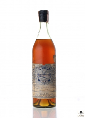 Cognac J.& F.Martell Very old pale Spring Cap