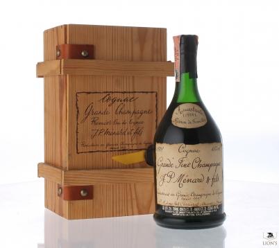 Cognac J.P. Menard et Fils Ancestrale Reserve de Famille