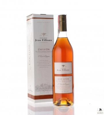 Cognac Jean Fillioux 40% 70cl Napoleon Grande Champagne  con box