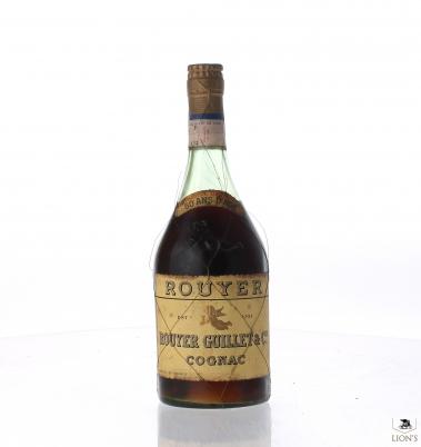 Cognac Rouyer Guillet 50 ans d'age