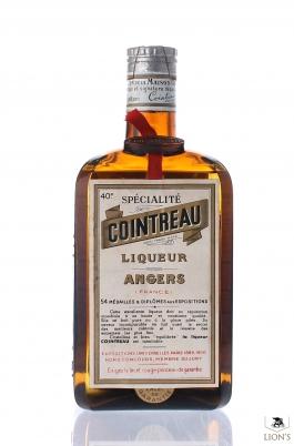 Cointreau liqueur Angers